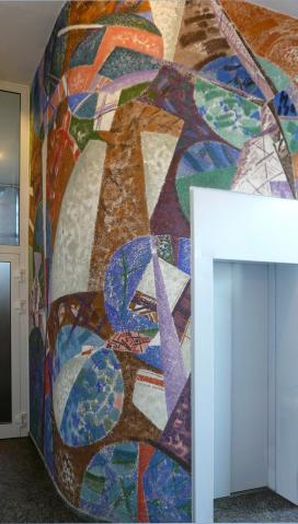 Antonius van der Pas-Fresco secco-Rathaus Rheine-Arch Robert Ingenhoven-13-152-1978