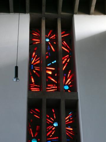 Antonius van der Pas-Betonglasfenster-St Marien Empfängnis Kirche Neersen-01-346-1961