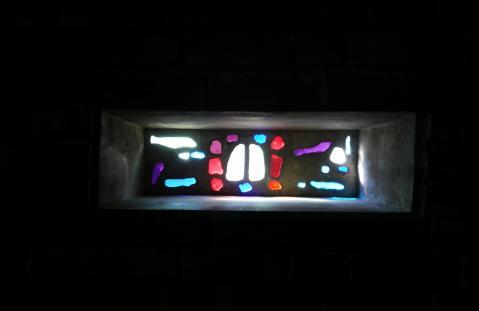 Antonius van der Pas-Betonglasfenster-St Marien Empfängnis Kirche Neersen-10-355-1961