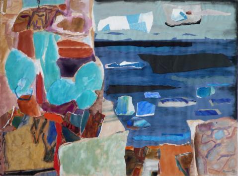 Antonius van der Pas-Collage-60er-04-018-Ohne Titel 196x