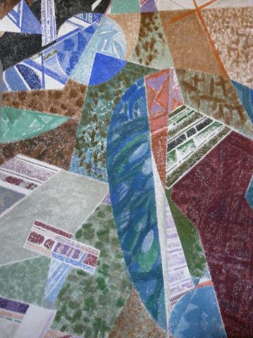 Antonius van der Pas-Fresco secco-Rathaus Rheine-Arch Robert Ingenhoven-12-141-1978
