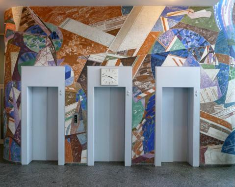 Antonius van der Pas-Fresco secco-Rathaus Rheine-Arch Robert Ingenhoven-07-127-1978