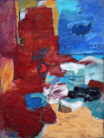 Antonius van der Pas-Collage-60er-01-001-Ohne Titel 1963